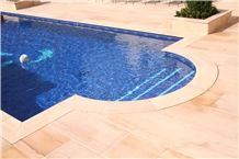 Coogee Sandstone Swimming Pool Pavers