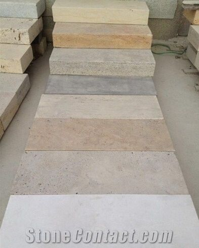 Cheap China Natural Stone Travertine Polished Step U0026 Stair,Tread,Riser