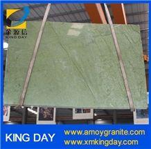 Dandong Green, Dandong Green Marble, Green Marble Tiles & Slab
