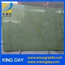 Danton Green, Danton Verde Green Marble Tile, Danton Green Marble Slab
