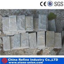 Natural White Quartzite Tile, White Mushroom Stone Tile,White Quartzite Wall Panel and Flooring Covering Mushroomed Stone ,Natural Split or Flamed or Honed Customized Tiles