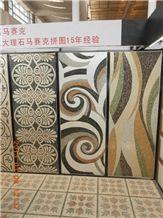Mosaic Pattern Decorative Floor Tile