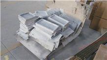 White Carrara Marble Trays