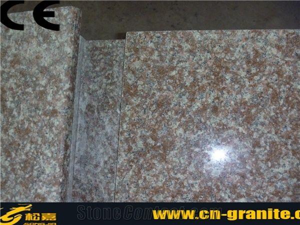 China Pink Granite G687 Tiles Slabs