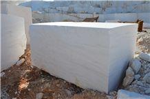 Thassos Crystal White Marble Blocks