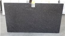 Black Galaxy Granite Slabs & Tiles, India Black Granite Polished Flooring Tiles
