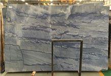 Azul Macaubas Quartzite Tiles, Quartzite Slabs ,Quartzite Wall Covering