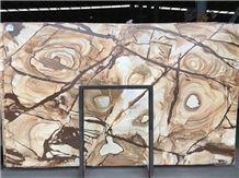 Quartzite Wall Covering,Quartzite Floor Covering,Stone Wood Quartzite Wall Tiles