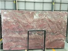 Rosa Fantasy Quartzite Tiles Quartzite Slabs