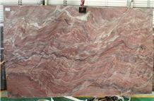 Rosa Fantasy Quartzite Tiles, Quartzite Slabs ,Quartzite Floor Covering