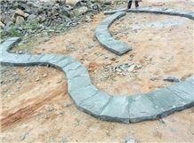 Bsalt Garden Paving, Basalt Garden Stepping Paver