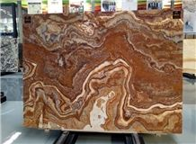 Honey Onyx & Honey Tiger Onyx Slab & Tiles