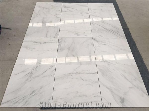 High Quality Eastern White Marble Tile For Flooring And Wall