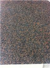 Poinsettia Granite,Red Granite Slabs & Tiles