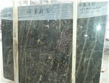 Russian Gold Marble, Green Marble Slab & Tile