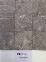 Ocean Gray Marble Tiles