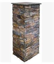 Veneer Stone Columns Wholesale Cultured Stone Gate Post Home Design