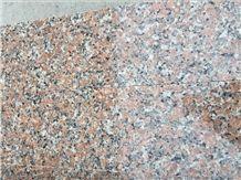 G562 Granite Steps /G651 Granite Stairs China Red Granite