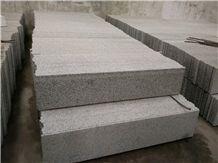 China White Granite G655 Steps & Risers
