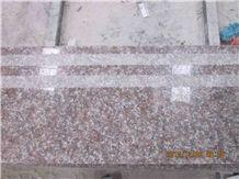 Red Granite G687 Steps & Risers China Red Granite
