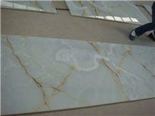 White Onyx Slabs & Tiles, Flooring & Walling Tiles