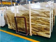 Champagne Gold Marble Slabs and Tiles, Beige Marble with Gold Veins Slabs, Stone Project Tiles, Polished Marble Tiles
