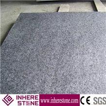 China Black Pearl Granite Flamed Surface G684 Granite,Diamond Black,Padang Nero,Palladio Dark Granite Wall Flooring Tiles