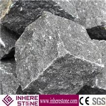 Padang Black Basalt Cube Stone,Fujian G684 Diamond Black Stone,G139 Fuding Absolute Black