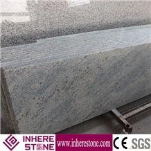 Thunder White Granite Tiles & Slabs,River Valley White Granite Floor Covering,River White Stone Wall Covering