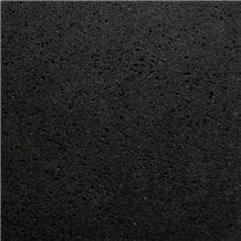 Jinshan Black Basalt Lava Stone Antique Style Floor Covering Slabs & Tiles, China Black Basalt