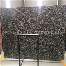 Chinese Golden Diamond Night Rose Granite Tile & Slab