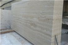 Italy Travertino Alabastrino Slabs Cut to Size Marble Tile Yunfu Factory