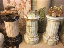 Roman Column Mould Customize Good Quality Marble Column Molds