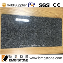 China Ice Blue Flower Granite Tiles