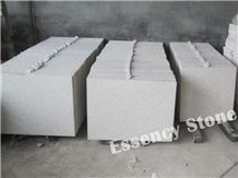 Pearl White Granite Wall Cladding Tile,Chinese White Pearl Flower Granite