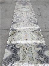 White Marble Bookmatched Tiles (Cut to Sizes) - Dream White Marble Tile & Slab