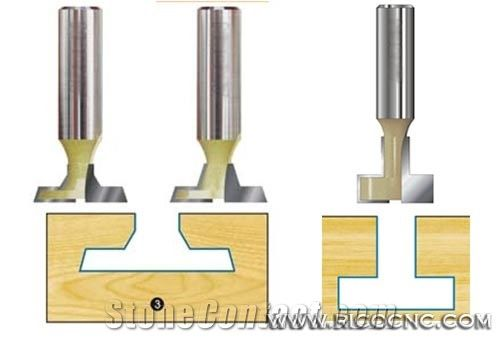 T Slatwall Channel Cnc Router Cutter Bits For Slat Wall T