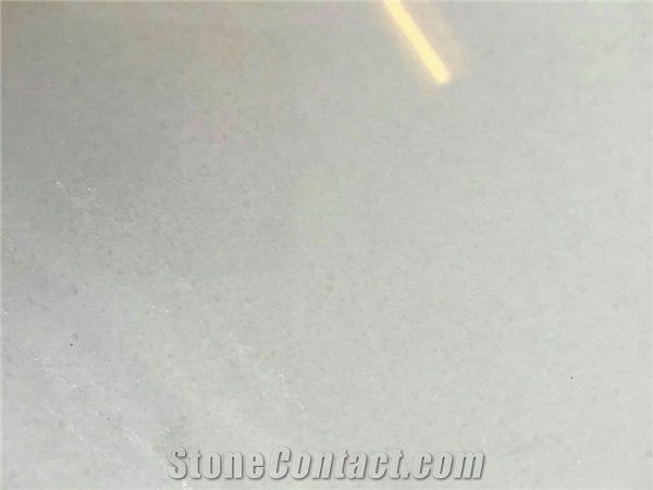 China Crystal White Marble Tile SlabAbsolute MarblePure Floor TileWall TileSkirtingPolished