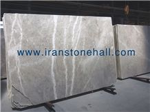 Persian Silk Marble Tiles & Slabs, Grey Polished Flooring Tiles & Walling Tiles, Silk Emprador