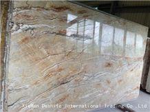Brazilian Dream Granite Yellow Slabs Stone Tiles