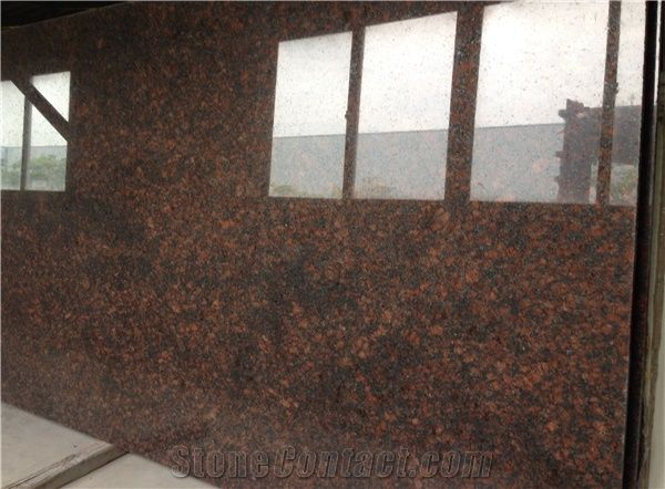 Tan Brown India Granite Brown Slabs Stone Tiles From China Stonecontact Com