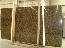 Baltic Brown Granite Polished Tiles and Slabs