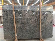 China Star Night Grey Brown Marble Polished Slabs & Tiles