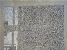 G640 China Grey Granite White Black Flower Black Silver Grey Sardo Polished Tiles, Slabs