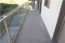 Jaipur Beige Quartzite Flooring and Wall Aplication