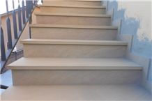Jaipur Yellow Lp Quartzite Stairs