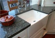 Afrikan Impala Granite Kitchen Countertops