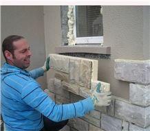 Creggaun Sandstone Cozy Stone Wall Panels
