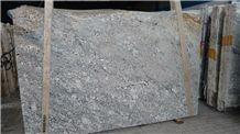Himalaya 3cm Thick Slabs, Himalaya White Granite