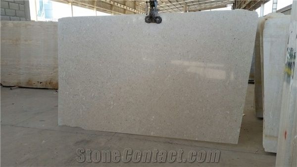 Snow Hill Limestone Tiles Slabs Beige Polished Floor Covering Walling
